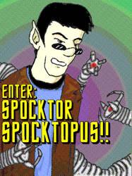 Spocktor Spocktapus by DanTheRawr