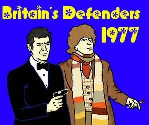 England's Defenders circa '77 by DanTheRawr