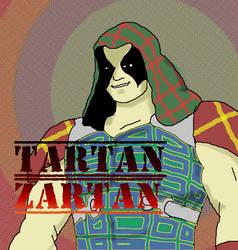 Tartan Zartan by DanTheRawr
