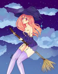 Witch by DeeNII