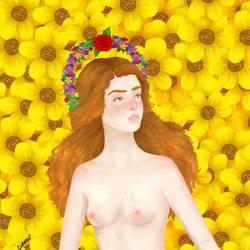 flower by DeeNII