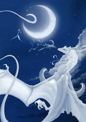 moon dust - An Art Trade by mooncookie