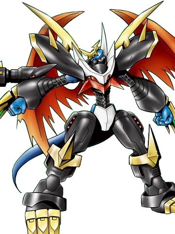 Imperialdramon Fight Mode (Re-Collectors) by DiihFenty on ...