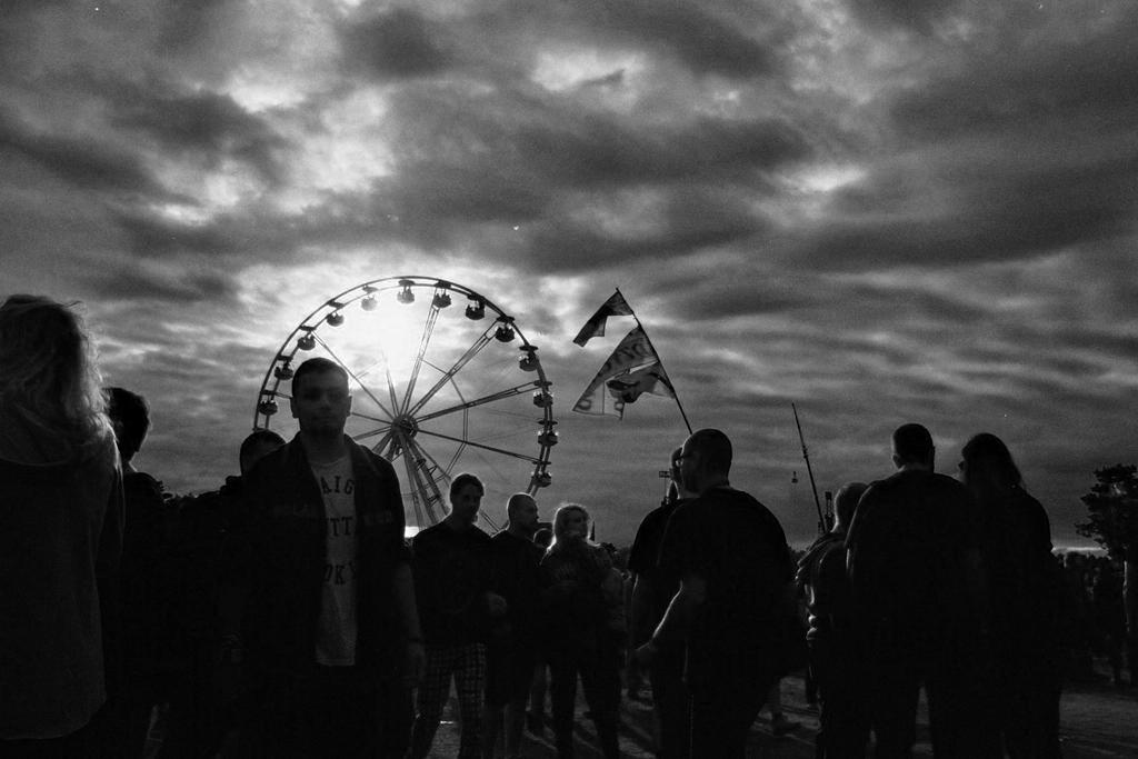 Woodstock 2016 by CanisLupusMoon