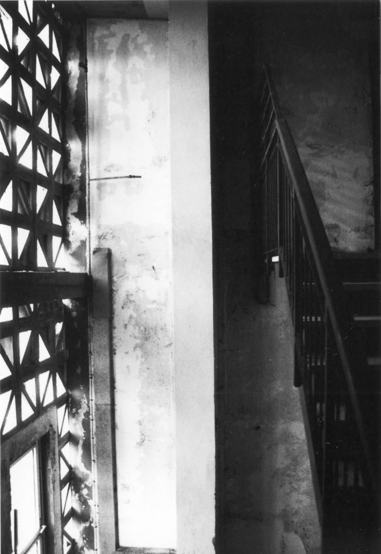 Staircase by CanisLupusMoon