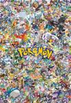 Gotta Catch 'Em All - 649+ Pokemon Poster