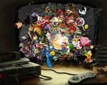 Super Nintendo Mashup