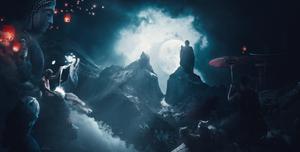 The Night Of Enlightment by BlueReva