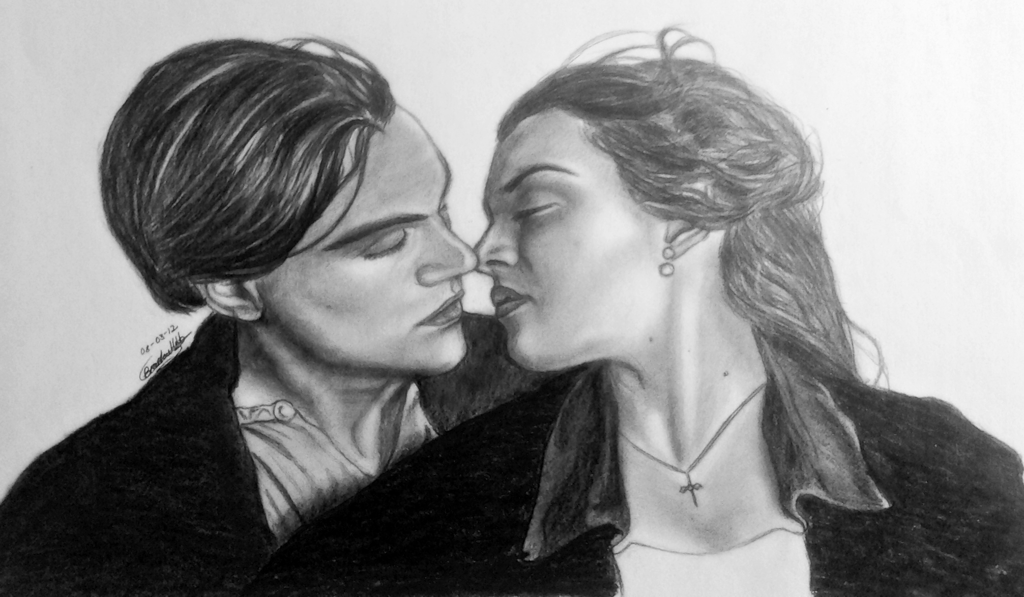 LEONARDO DICAPRIO AND KATE WINSLET (TITANIC) by bhv93 on ...