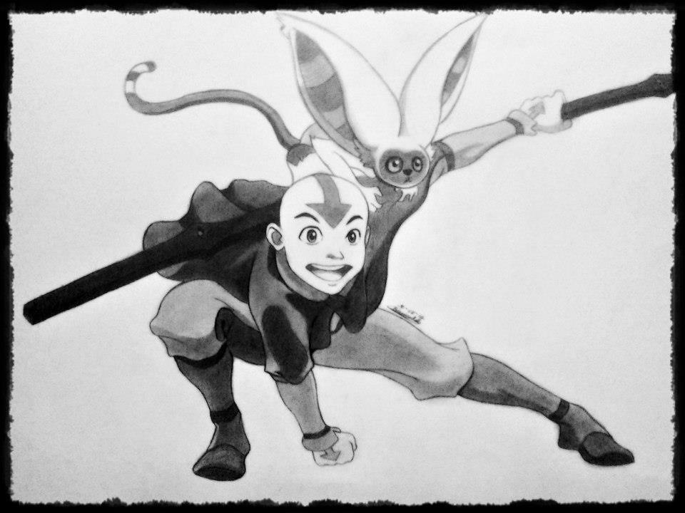 AVATAR THE LAST AIRBENDER By Bhv93