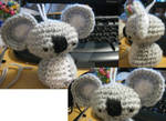 Melbourne the Amigurumi Koala