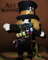 Mad Hatter alice in wonderland by Dollface-RYJ
