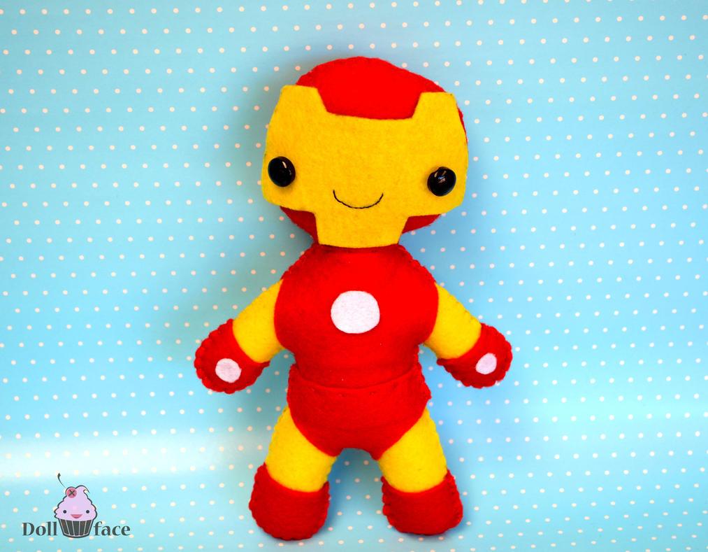 Iron Man by Dollface-RYJ