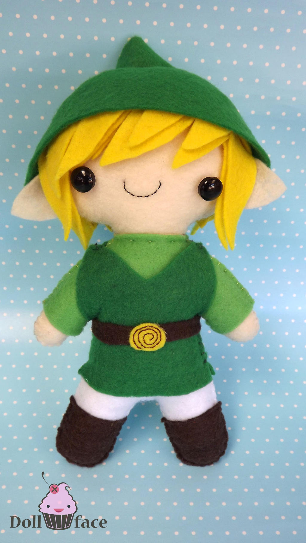 Toon Link by Dollface-RYJ