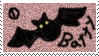 Stamp-A little Batty by PirateQueenErin