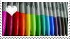 Stamp--Sharpie love