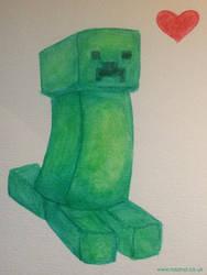 Creeper by rosanakooymans
