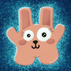 Freezer Bunny for my Freezer Bunnies community