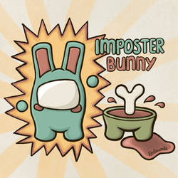 Imposter Bunny