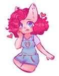pinkie is here to cheer u up!