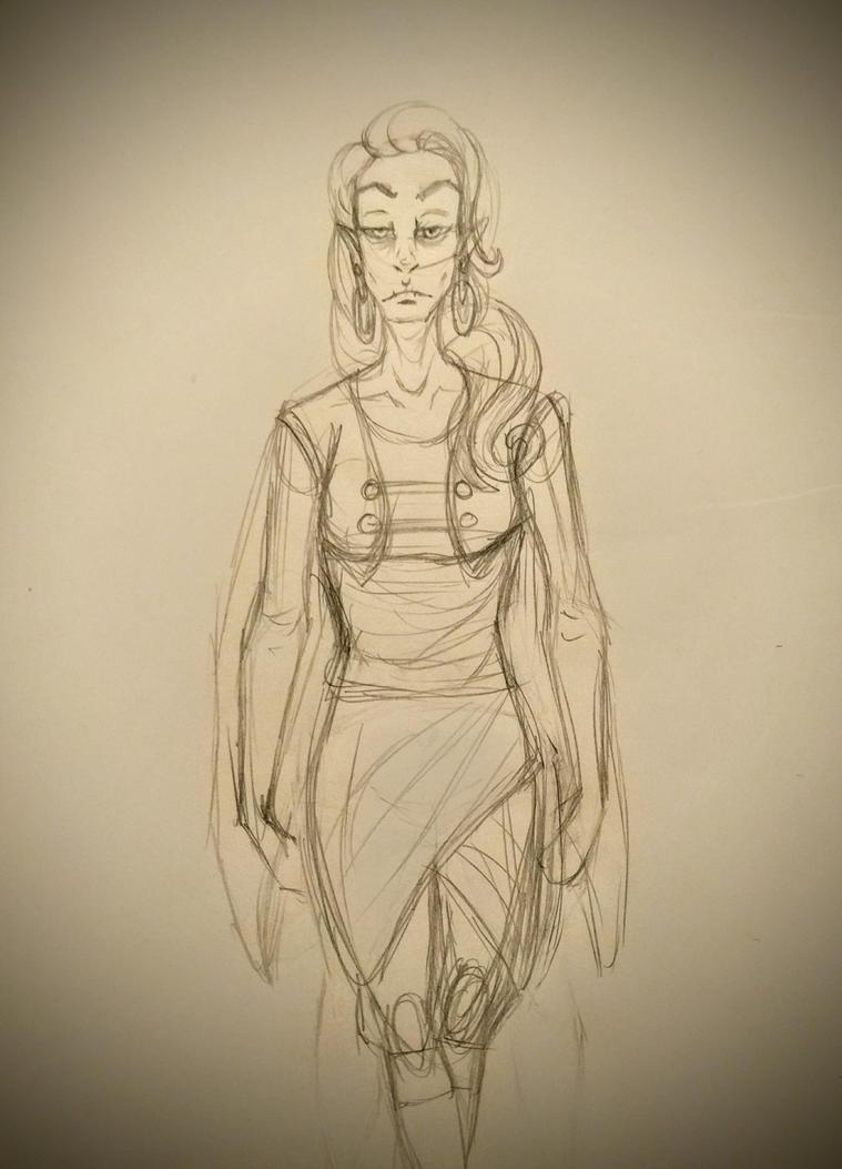 Ma Rava concept. by LeseviusVenom