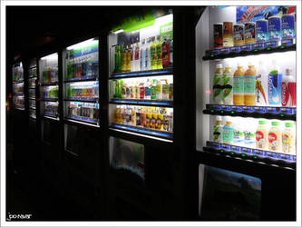 vending machines - japanese by joonavar
