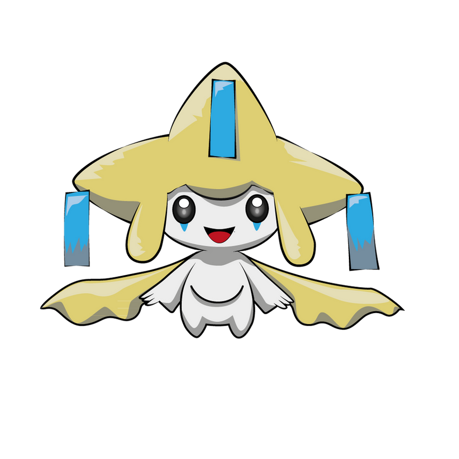 pokemon how to get jirachi
