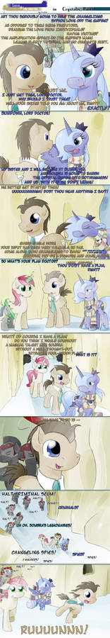 Luna and the Doctor - Crystalis, Part 2, #2