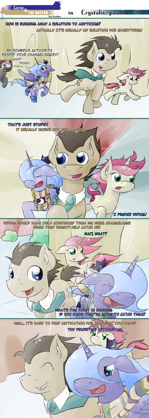 Luna and the Doctor - Crystalis, Part 2, #3