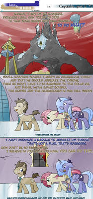 Luna and the Doctor - Crystalis, Part 3 #1