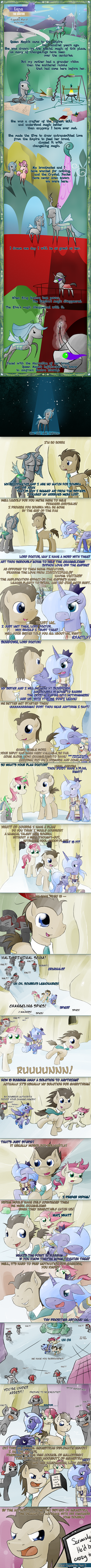 Luna and the Doctor - Crystalis, Part 2 (Complete)