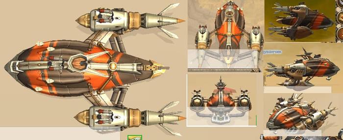 sky2fly airship