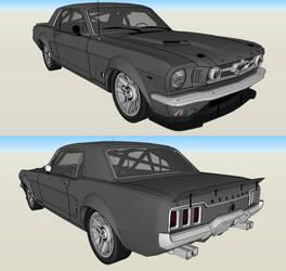 Mustang old tuning