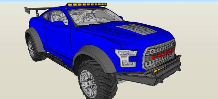 2020 Ford Mustang Raptor