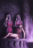 Sacrifice by vandelia