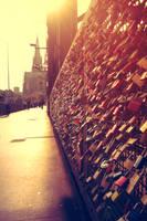 Bridge of love by Schunki