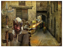 ambush by Harmal