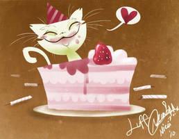 Gimme CAKE by Fairygodflea