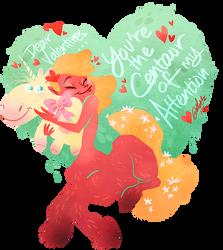 Valentine's Day! by Fairygodflea