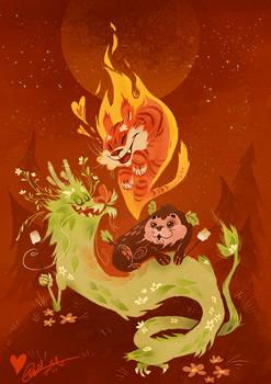 The Zodiac Campfire