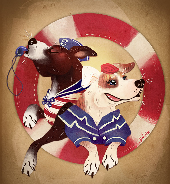 Hey there Sailor! by Fairygodflea
