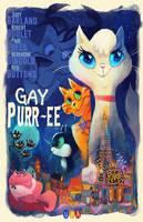 Gay Purr-ee by Fairygodflea