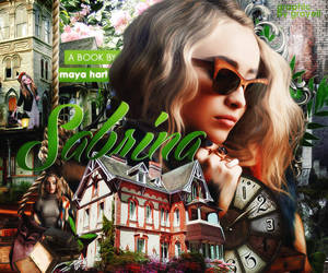 Sabrina Carpenter Banner by grayeh