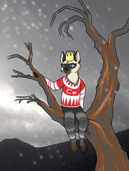 Wintern by Dracogriff-art