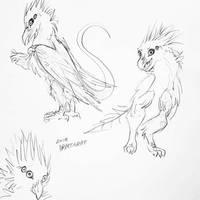 bird / raptor / sona