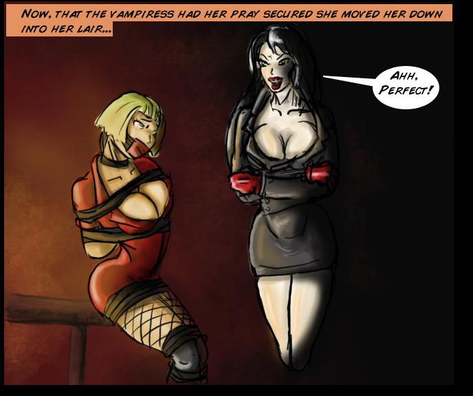 Lesbian Vampire Art 43