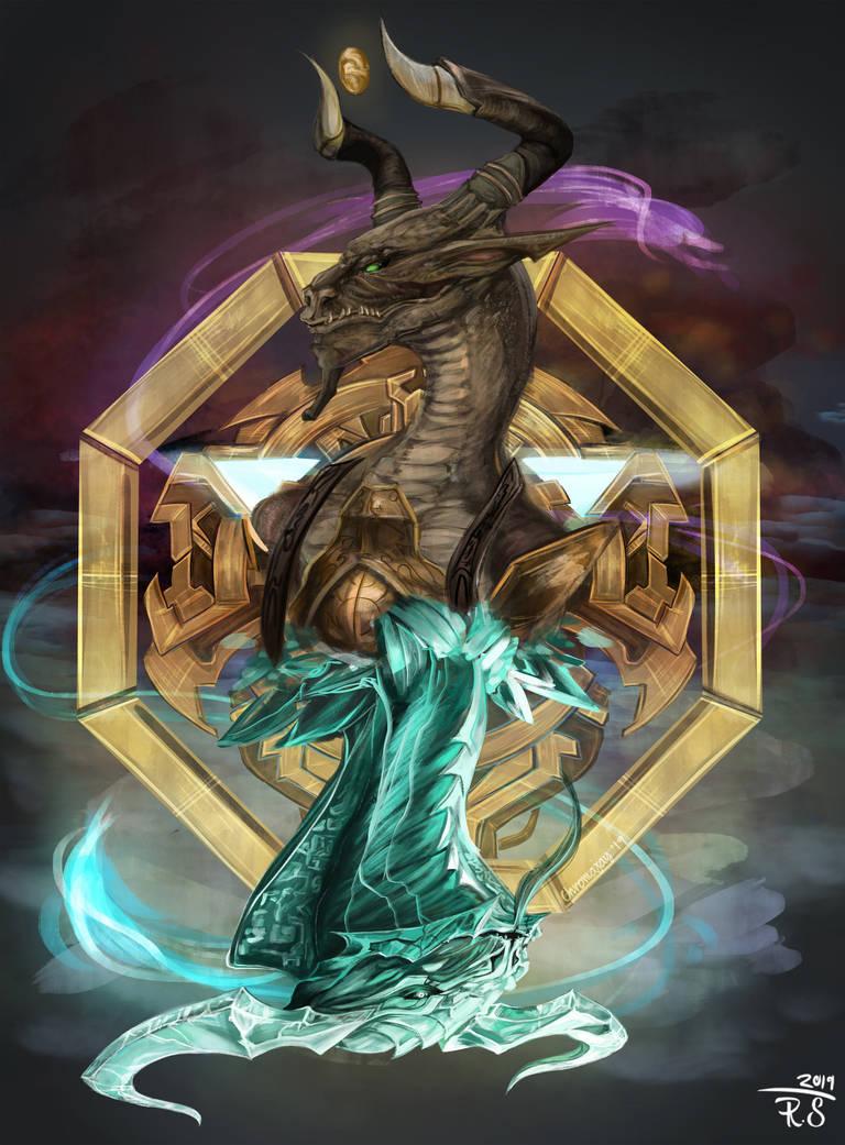 MTG: War Of The Spark by ChromaJay on DeviantArt