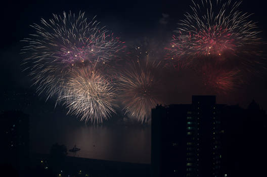 Vancouver Fireworks 2966