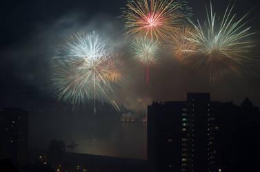 Vancouver Fireworks 2963