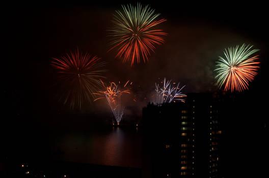 Vancouver Fireworks 2868
